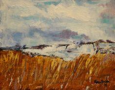 Winter Cornfield - Robin Pocisk