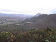 Black Hill Trail - Morro Bay State Park