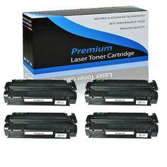 10 Virgin Genuine Empty HP 13X Laser Toner Cartridges FREE SHIPPING Q2613X