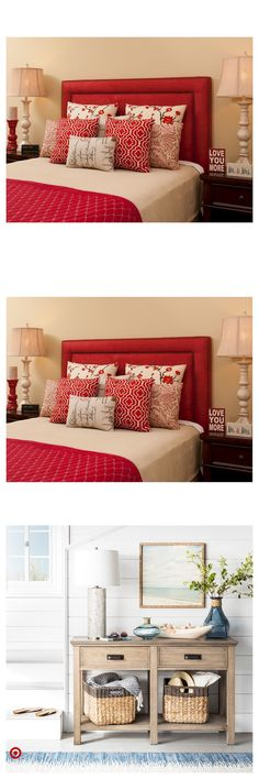 Shop Target for decorative & pillow you will love at great low prices. Free shipping on orders of $35+ or free same-day pick-up in store. Living Room Decor, Bedroom Decor, Accent Pillows, Bed Pillows, Cushions, New Home Designs, Bedroom Styles, New Room, Dream Bedroom