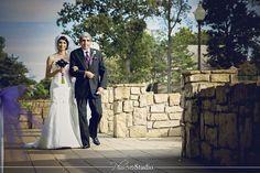 Rogers Arkansas Outdoor Wedding Venue
