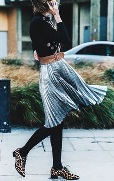 Metallic Midi outfit Inspiration! I love my gold one from LuLaRoe and under $60!