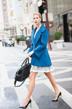 Ivanka Trump Street Style