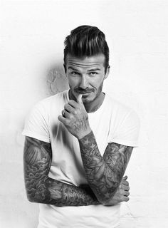 Should be no surprise to anyone that David Beckham is my favorite sports star.