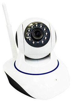 Omni Eye Baby Monitor Security Camera 720p HD Video Streaming Pet Monitor