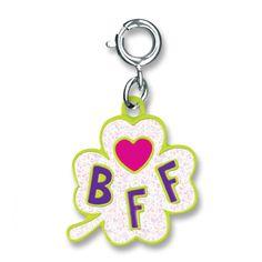 Shop CHARM IT! - BFF Clover , $6.00 (http://www.shopcharm-it.com/charms/bff-clover/)