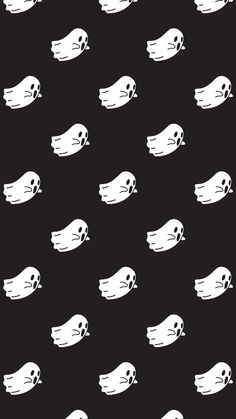 cute ghost - My site Halloween Wallpaper Iphone, Goth Wallpaper, Holiday Wallpaper, Halloween Backgrounds, Cute Wallpaper Backgrounds, Pretty Wallpapers, Aesthetic Iphone Wallpaper, Nature Wallpaper, Screen Wallpaper