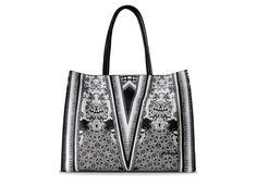 ROBERTO CAVALLI Tote $ 1,730 one of our Top Ten Women's Beach Bags #robertocavalli