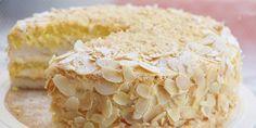 Torta od ananasa i badema — Coolinarika Krispie Treats, Rice Krispies, Pineapple, Recipies, Deserts, Cooking Recipes, Baking, Cake, Food