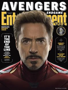 Entertainment Weekly Reveals 'Avengers: Endgame' Covers | News | Marvel