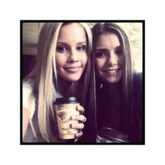 FanPix.net ❤ liked on Polyvore featuring the vampire diaries, claire holt, people, girls and hair