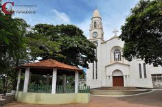 Praça - Louveira - SP - Brasil