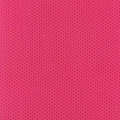 R Kaufman Spot On   Pomegranate Polka Dots - maybe binding and backing for retro rubies