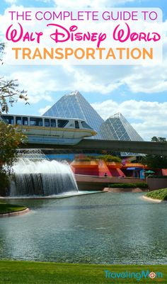 Confused about transportation at Walt Disney World? Learn insider tips for making the most of Disney buses, monorails, ferries, and Magical Express airport transportation in your family travels.