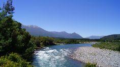 Río Ñuble,  San Fabián de Alico