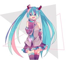 VOCALOID- Hatsune Miku (CV-01)