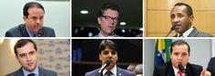 Dos oito deputados federais sergipanos, seis votaram a favor da abertura do…