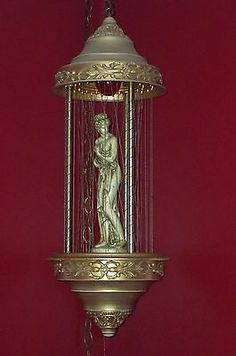 Captivating Vintage Goddess Oil Rain Lamp. Have A Few On My Watch List On Ebay.