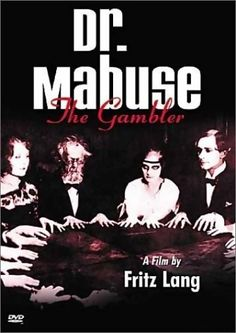 Dr. Mabuse the Gambler is the first film in the Dr. Mabuse series. It was directed by Fritz Lang & released in 1922. The film is silent. It is four & a half hours long & divided into two parts. The title, Dr. Mabuse, der Spieler, makes use of two meanings of the German Der Spieler which can mean gambler or actor. The character Dr. Mabuse, who disguises himself and is a notorious gambler, embodies both senses of the word. Therefore, the Player might be a more appropriate translation of the…