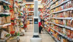 Robotics Startups Are Coming to the Retail Aisle - Fortune