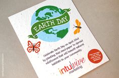 Add some style with these FREE Earth Day Graphics with each purchase!