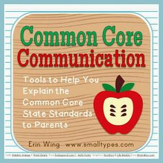http://www.teacherspayteachers.com/Product/Common-Core-Communication-750957