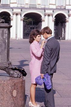 Ленинград 1965 года глазами немецкого фотожурналиста (37 фото) - ХРОНИКИ ПОСЛЕДНЕГО РУБЕЖА