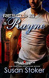 3.75 Stars I've never given 3 and ¾ stars before. This one had me tied up as I loved the first half of the book. Rescuing Rayne starts with a chance meeting between Ghost and Rayne in Heathrow Airp…