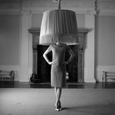 "Rodney SMITH :: ""... obscuring the face... with a lampshade... that hung low over a massive table in the front foyer, designed by my favorite American architect Stanford White."" [quote: RS Blog]"