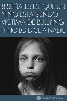 8 señales de que un niño está siendo víctima de bullying (Y no lo dice a nadie) #autoayuda