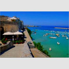 Otranto Best Of Italy, Regions Of Italy, Puglia Italy, Southern Italy, Roots, Places To Visit, Traveling, Bucket, Dreams