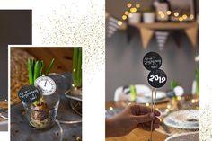 Tak my můžem! 🎩🥂🍾 _ Tohle mě prostě ohromně baví! 🤗🥳 ______________________________________________ #weareready #happynewyear #newyearparty… Tacos, Table Decorations, Furniture, Instagram, Home Decor, Decoration Home, Room Decor, Home Furnishings, Home Interior Design