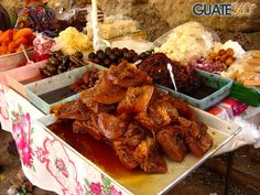 Dulces Típicos de Guatemala: Chilacayote en Dulce