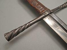 Ritterliches Schwert, deutsch um 1480 - Objekt Nr. 1218 - Jürgen H. Fricker - Historische Waffen Honhardt