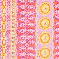 Dena Fishbein - Painted Garden - Heather in Pink