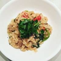 Restaurant Flavor Porcini Risotto Recipe by cookpad.japan - Cookpad