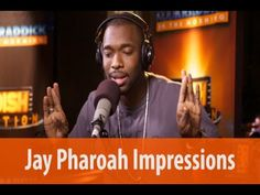 Pin for Later: 9 Stars Who Have Done Spot-On Christopher Walken Impressions Jay Pharoah (Starts at 3:05)