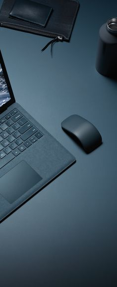 This is the blue for you. Surface Laptop has the power to empower you, and the portability to do it on the go.