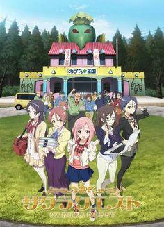 Sakura Quest 01 VOSTFR | Animes-Mangas-DDL