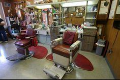 Barber Shop Henderson : ... about Barbering on Pinterest Barber shop, Barber chair and Barbers