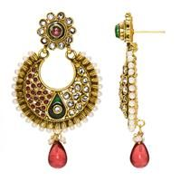 Bollywood Fashion Earrings - Black Friday Sale until 11/30/2012 - $34.39 for non-members!