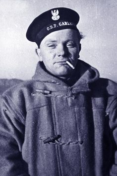 caban, Polish Navy WW2, pin by Paolo Marzioli