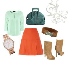 """""""fall outfit"""" by amanda-cotten on Polyvore"""