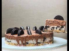 Cheesecake de NUTELLA e OREO! - YouTube