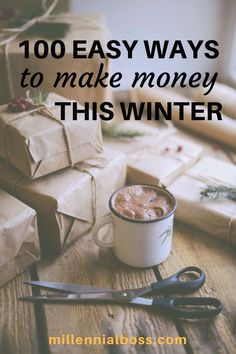 Ways to make money this winter that are actually doable Easy work from home jobs winter work from home jobs Work From Home Opportunities, Work From Home Tips, Make Money Fast, Make Money From Home, Planning Budget, Easy Work, Busy At Work, Earn Money Online, Online Jobs