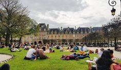 Encantes : Passeio no Marais e a visita a Casa do escritor Vi...