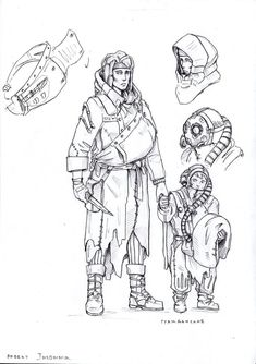 Civilian4 - InSomnia RPG by TugoDoomER.deviantart.com on @DeviantArt