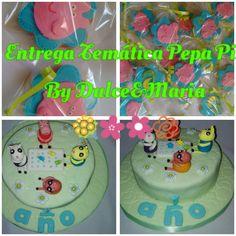 Torta Pepa Pig💐