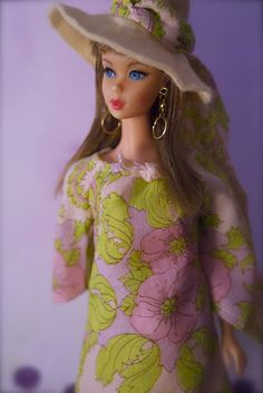 Mod Era Twist n' Turn Barbie