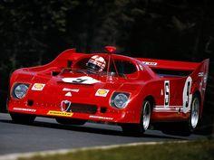 1973 Alfa Romeo 33 TT 12 - Clay Regazzoni - 1000 Km Nurburgring